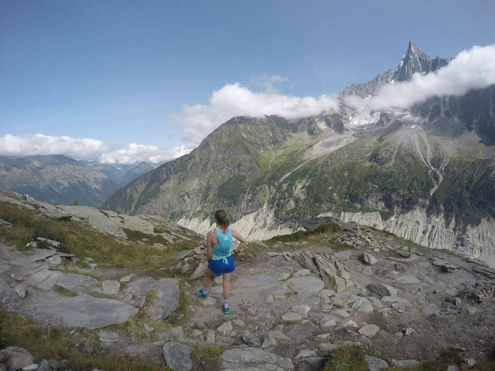 Running in Chamonix: The Classic Route