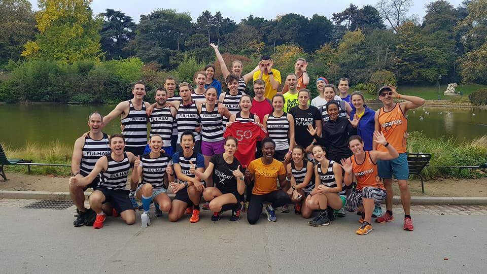 parkrun Montsouris, Paris
