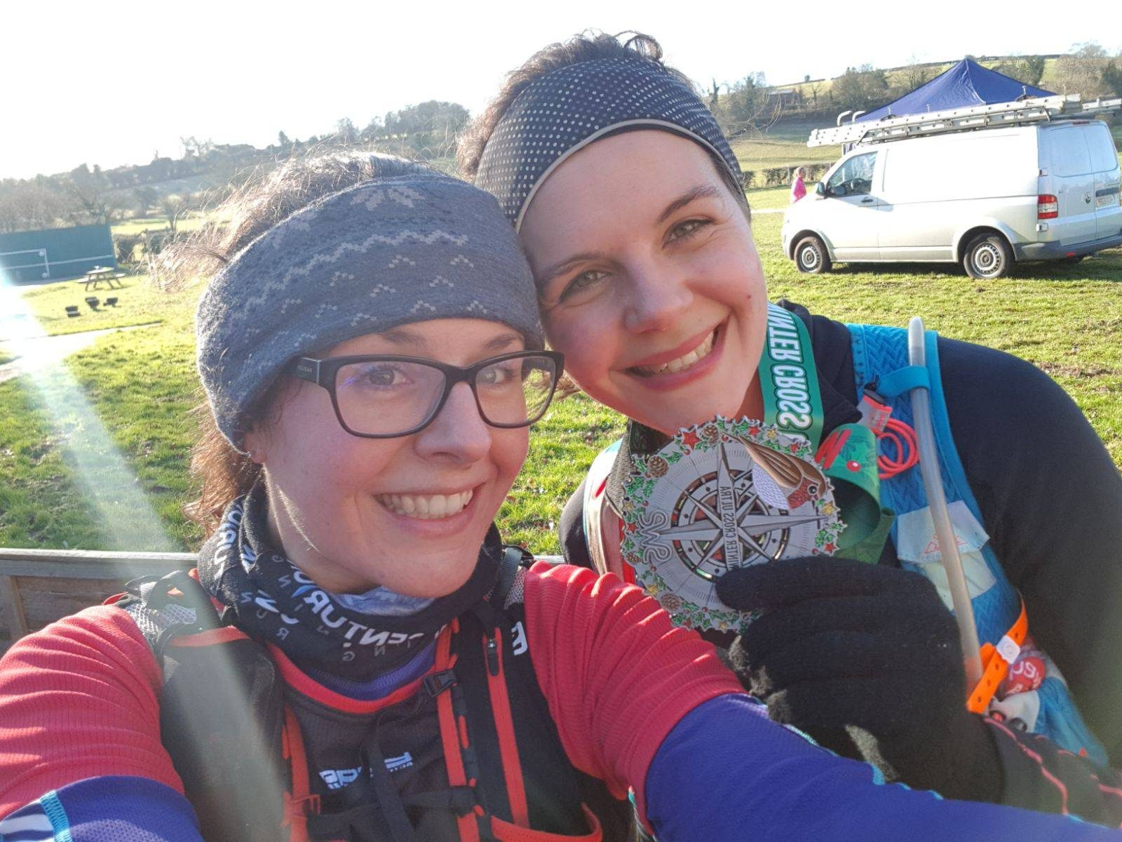 Saying no to the Chrimbo Limbo with the Winter Cross Ultra