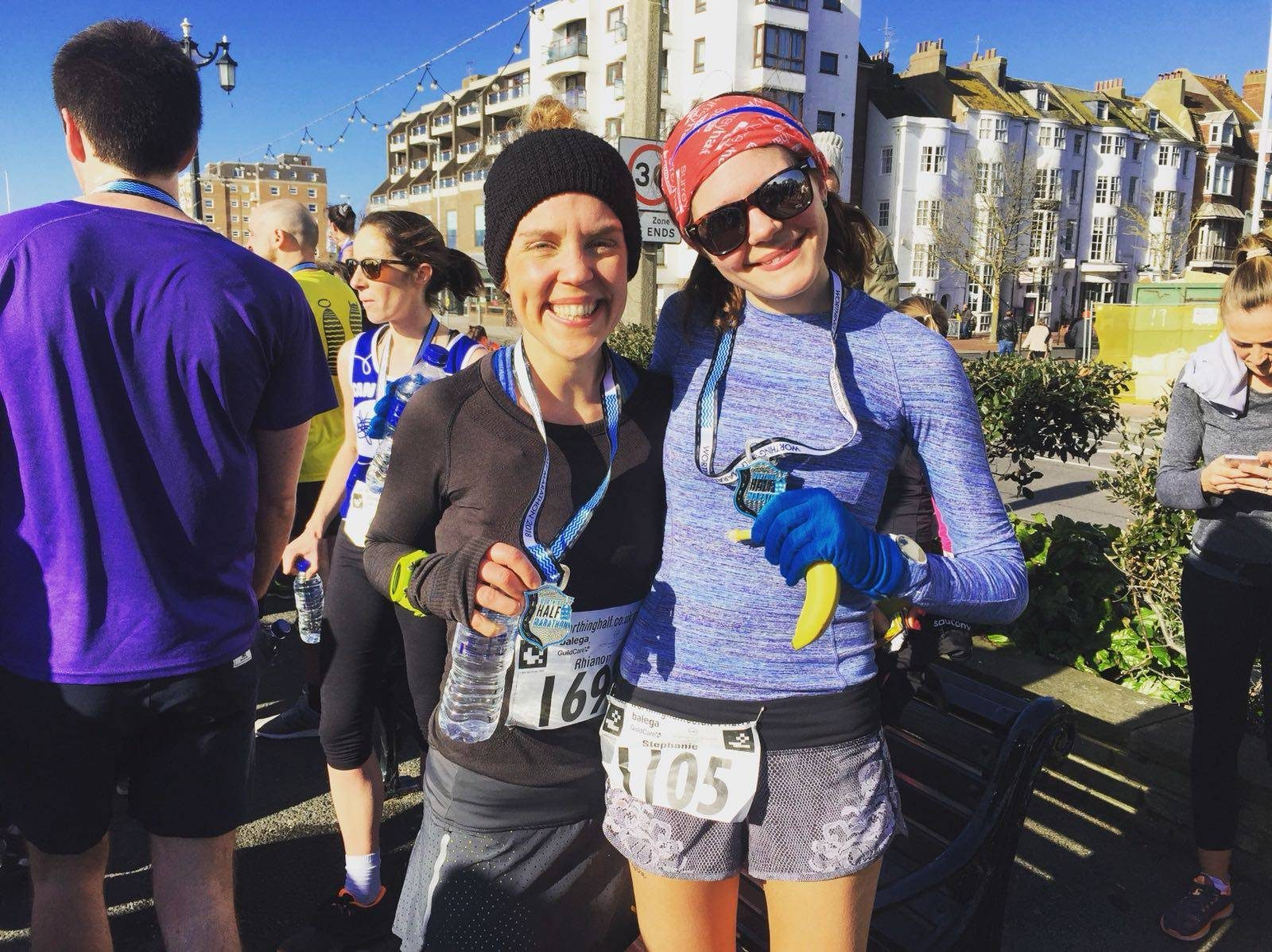 Another day at the seaside: Worthing Half race report